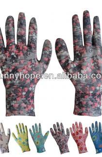 Перчатки  робочие FLOWER