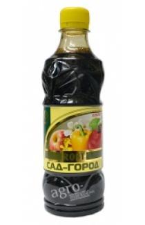 Удобрение Рост Сад-огород 0,5л