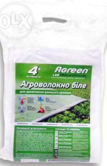 Агроволокно белое 30г/кв.м (3,2х10м) упаковка