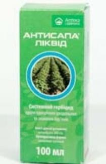 Гербицид Антисапа Ликвид 100 мл