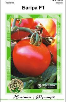 Семена томата Багира F1 20шт (Clause Франция)