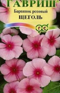 Семена Барвинок Щеголь 0,05г (Гавриш)