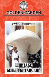Семена сухой мицелий грибов Шиитаке белый китайский 10г