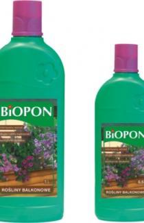 Biopon для балконных цветов 0,5л