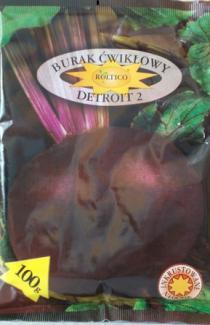 Семена свеклы столовой Детройт-2  100г