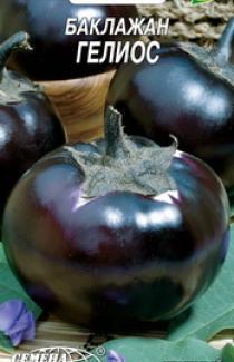 Семена баклажана Гелиос 0,5г