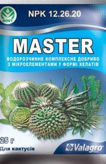 Мастер для для кактусов 25г