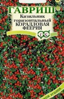 Семена Кизильник Коралловая Феерия 0,1г