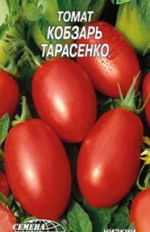 Семена томата Кобзарь Тарасенко 0,1г