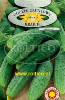 Семена огурца Крак F1  5г (Roltiko Польша)