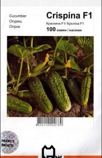 Семена огурца Криспина F1  1000 шт