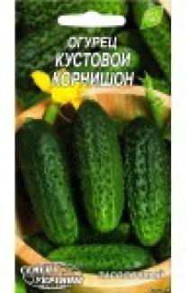 Семена огурца  Кустовой Корнишон 1 г