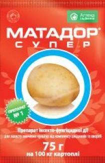 Матадор супер 75г