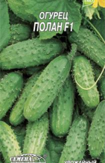 Семена огурца  Полан F1 0,5 г