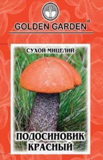 Семена сухой мицелий грибов Подосиновик красный 10г