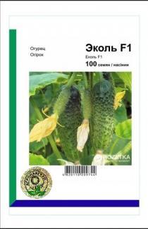 Семена огурца Эколь F1 100шт