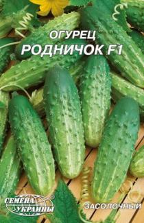 Семена огурца Родничок 4г
