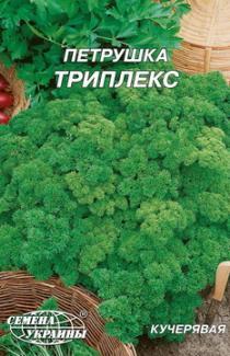 Семена петрушки Триплекс 20г