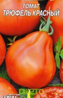 Семена томата Трюфель красный 0,1г