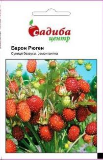 Семена земляники Барон Рюген 0,2г