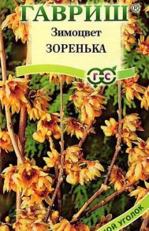 """Зимоцвет ранний Зоренька ТМ """"Гавриш"""" (3шт)"""