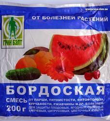 Купить фунгицид Бордосская смесь почтой оптом и в розницу с доставкой в Украине.