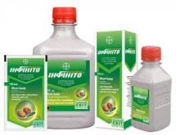 Инфинито 0,5л - Фунгицид - Органическое удобрение