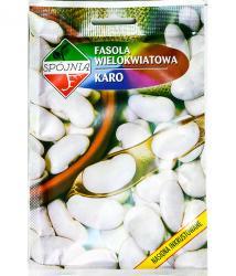 Семена фасоли Каро 55г (Spojnia Польша)