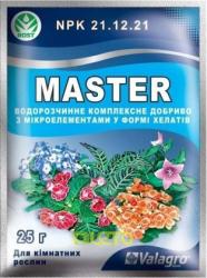 Мастер для для комнатных растений 25г