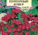 Семена Камнеломки Арендса Пурпурный ковер 0,01г