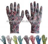 Перчатки женские FLOWER
