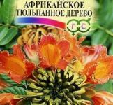 Семена Спатодеи Африканское тюльпанное дерево 0,05г