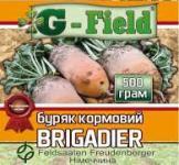 Семена свеклы кормовой Бригадир оранжевая Riva 1 кг