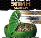 Эпин Макси 2мл