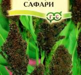 Семена Сорго Сафари черное 1,0 г