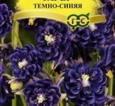 Семена Аквилегия Тауэр темно-синяя 10шт (Гавриш)