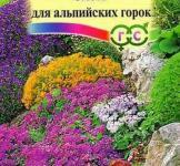 Семена декоративная смесь Альпийская горка 0,1г (Гавриш)