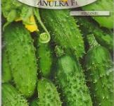 Семена огурца Анулька F1 5г (Roltiko Польша)