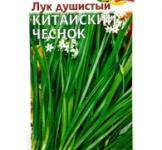 Семена лука душистого Китайский чеснок 0,3г