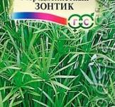 Семена Циперус очереднолистный Зонтик 0,05г (Гавриш)