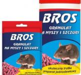 Гранулы от крыс и мышей Bros 90 г