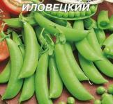 Семена гороха сахарного Иловецкий 20г
