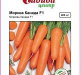 Семена моркови Канада F1 400шт (Bejo Голландия)