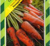 Семена моркови Канада F1 1г (Bejo Zaden Нидерланды)