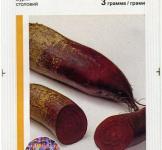 Семена свеклы столовой Карилон 3г (Rijk Zwaan Нидерланды)