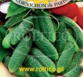 Семена огурца Корнишон  де Париж 50шт (Roltiko Польша)