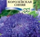 Семена Астра Королевская синяя 0.1г (Гавриш)