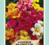 Семена Антирринум (львиный зев) Маджестик 0,2г (Legutko Польша)