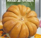 Тыква Мускат Де Прованс 20г