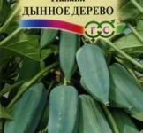 Семена Папайя Дынное дерево 3шт (Гавриш)